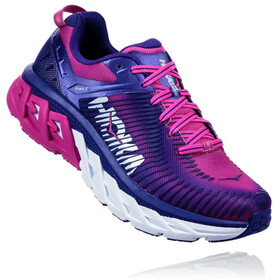 Hoka One One Arahi 2 Running Shoes Women liberty/fuchsia